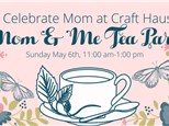 Mom & Me Tea Party!