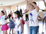 Kids Birthday Party at LaVida Dance Studio