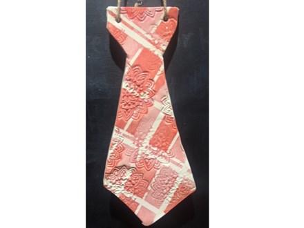 Clay Tie Plaque Adult Class