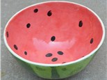 Summer Camp Friday, July 6th Watermelon Bowl