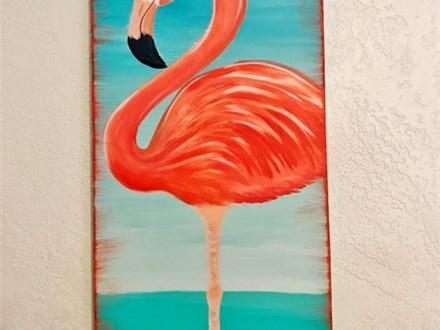 3/11 Flamingo (deposit)