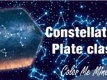 Kids Constellation Plate Class