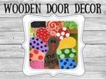 Door Decor - Turkey