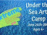 Under the Sea Art Camp