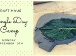 School Holiday Camp: Fall Clay Projects