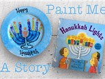 Paint Me A Story: Hanukkah Lights