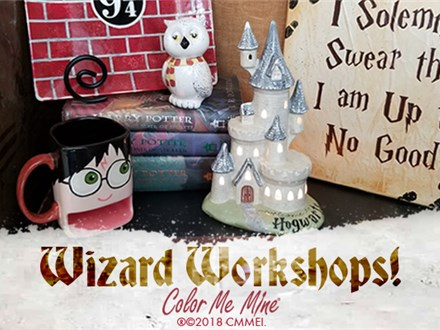 SOLD OUT-Wizards, Castles & Owls - Fri, Jan 25th
