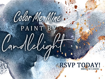 Paint by Candlelight, February 14, 2021