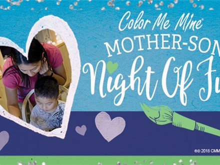 Mother & Son Night of Fun - February 9