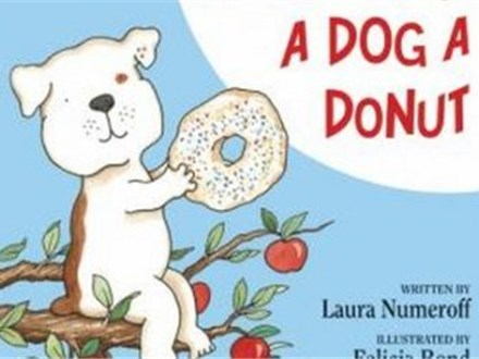 Paint Me a Story - If You Give a Dog a Donut - February 11