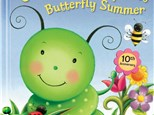 Story Time Art - Caterpillar Spring Butterfly Summer - Morning Session - 07.23.18