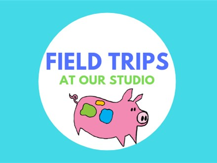 Field Trip (at our Studio!)