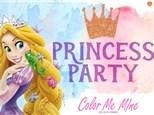 PRINCESS PARTY ~ RAPUNZEL 3/22/20