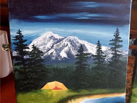 11/4 *YREKA* Camping under Shasta (deposit)
