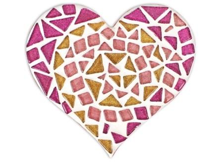 Heart Mosiac - February 17th - 10:30am