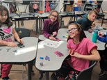 """2nd and 3rd gr enjoy playing """"Making Pathways-Addition""""©. because it makes for a fun way to pracitce multi-digit addition! They also get verification skills with a calculator!"""