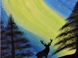 Art Club: Majestic Deer