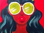 Paint & Sip - Oct. 13 - 7:30 pm - Sassy Jade