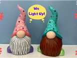 Mom and Me Light Up Gnomes - April 5th