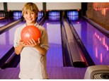 Kids Party at Greylock Bowl and Golf