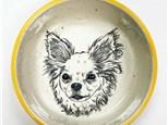 Pet Portrait Bowls