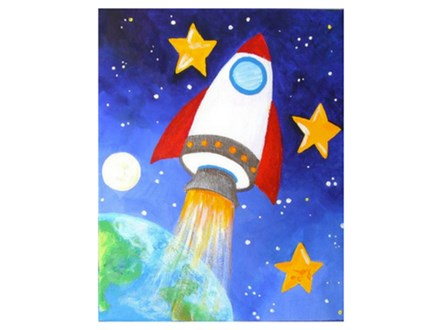 Mt. Washington Camp I: Outer Space Art! June 25th - 29th