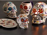 Family Sugar Skulls Workshop