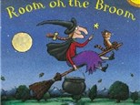 Story Time - Room on the Broom - Morning Session - 10.02.18