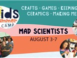 Mad Scientists: Summer Camp - August 3-7
