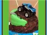 Monster Truck Cake Decorating - June 23rd