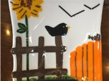 Fall Themed Glass Night at Fire Me Up!