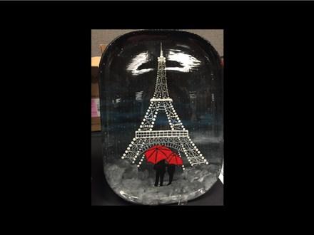 """Paris Romance"" Thursday, February 2nd 7-9p"
