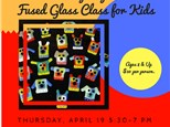 Silly Dogs Glass Fusing for Kids