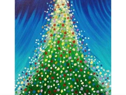 Holiday Painting Party @ Tracy's