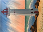 Lighthouse Canvas Paint Night - July 14th 6pm