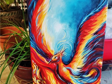 10/11 Rising Phoenix (Fundraiser)