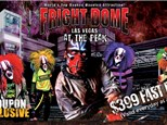 $399 Groupon : Fright Dome 入場門票 Admission Ticket (Fast Pass for any one timeslot / 任何時段特快入場)