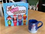 """""""Warm Chocolate"""" by Flitzy Books"""