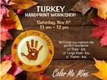 Memory Makers: Little Turkey - November 6