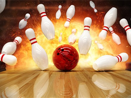 Friday & Saturday 110 Minute Bowling