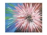 """Flower Burst"" Paint Night, April 11th"
