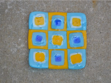 Summer Camp: Fused Glass Mosaic Dish: Friday, August 9th: 10:00AM-12:30PM