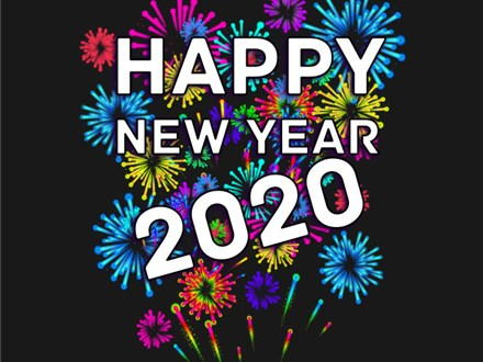 New Years Day 2020