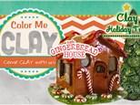 Gingerbread House Workshop - November 2, 2018 @ 6:30pm