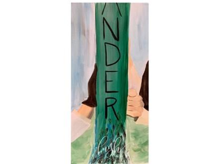 Outlander Inspired Paint Class