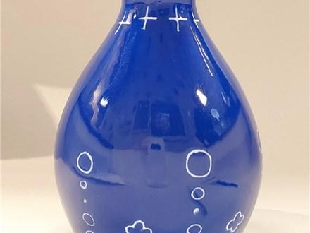 Virtual Class - Etching Bud Vase