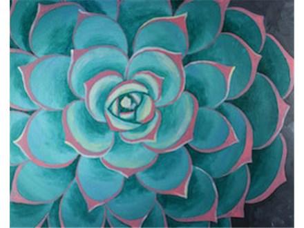 Succulent Paint Party