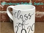 """Class of 2020"" Mug"