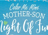 Mother Son Night of Fun- March 12