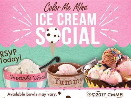 Ice Cream Social!!